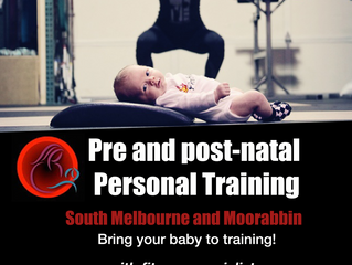 Pre and Post Natal Personal Training