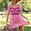 Thumbnail: Floral Print Mini Dress