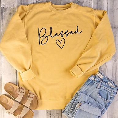 Blessed Graphic Sweatshirt
