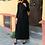 Thumbnail: Pleated Flare Maxi Dress