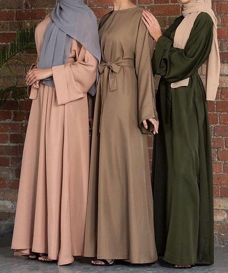 Modest Wear Maxi Dress
