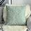 Thumbnail: Beige Euro Rope Thread Embroidery Cushion Cover 50x50cm
