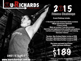 Join the 2015 Fitness Challenge