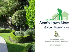 Stan's Lawn Mowing