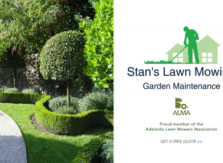 Stans Lawn Mowing