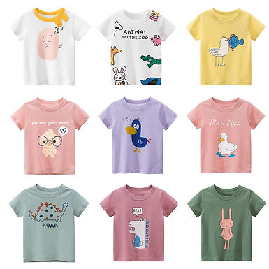 Cotton Children T-Shirt