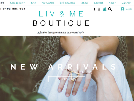 Liv & Me Boutique