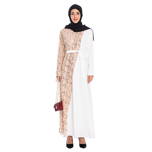 Sequin Split Style  Evening Dress