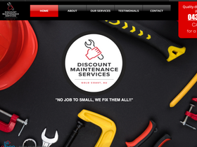 Discount Maintenance Services