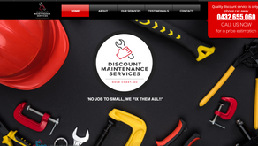 Discounted Maintenance Services