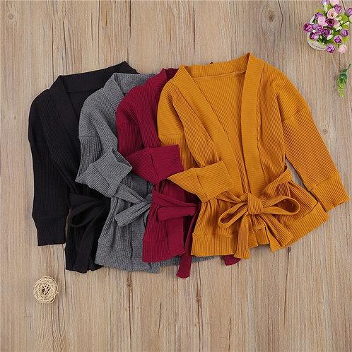 Long Sleeve Cardigan Sizes 2-6 Years