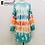 Thumbnail: Print Mini Dress / Sweater
