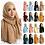 Thumbnail: Ripple Cotton Hijab