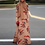 Thumbnail: Plus size Floral Long Sleeve Maxi Dress