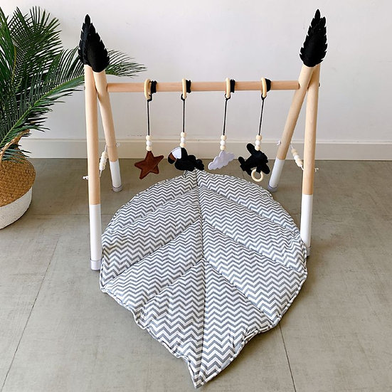 Leaf Padded Play Mat
