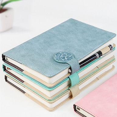 Boho Lined Journal Notebook