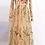 Thumbnail: Flower Embroidery Mesh Maxi Dress