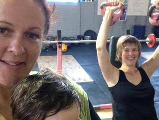 Personal Training for Mums and Bubs