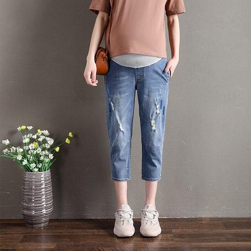 Maternity 3/4 Jeans