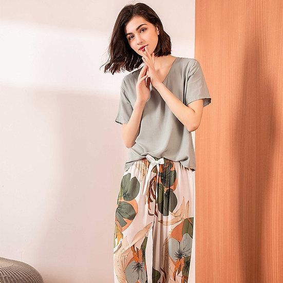 T-shirt and Pant Pyjama set