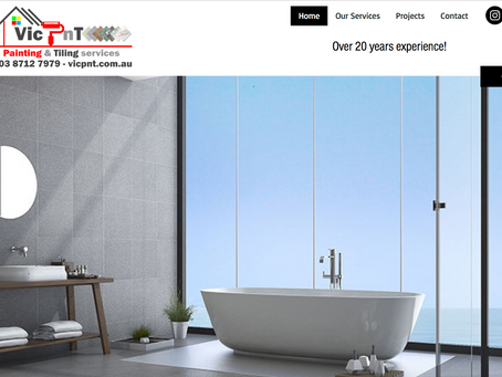 VicPnt Painting and Tiling Services