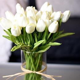 10PCS Tulip Artificial Flower Bunch
