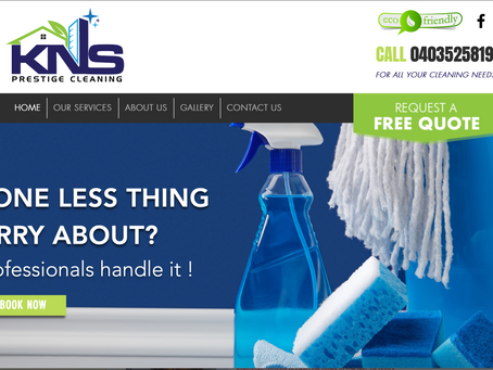 KNS Prestige Cleaning