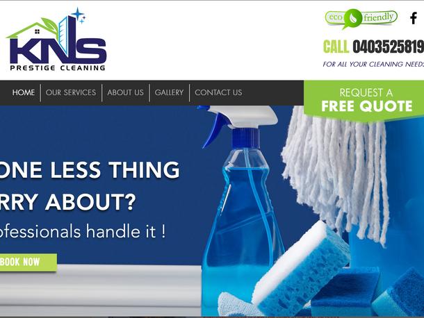 KNS Prestige Cleaning