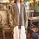 Thumbnail: Vintage Boho Knitted Poncho