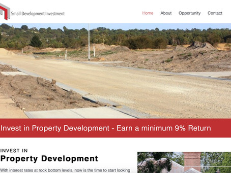 Small Development Investment