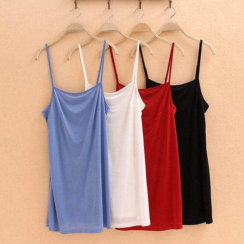 Slip Dress / Long singlet top