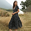 Thumbnail: Floral Print Ruffle Short-Sleeve Dress