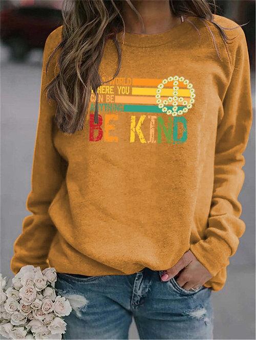 BE KIND Sweatshirts