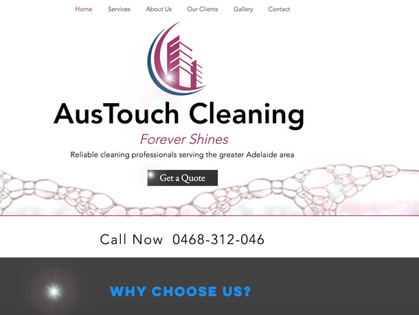 AusTouch Cleaning