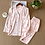 Thumbnail: 100% Cotton Long-Sleeved & Pants Pyjamas Set