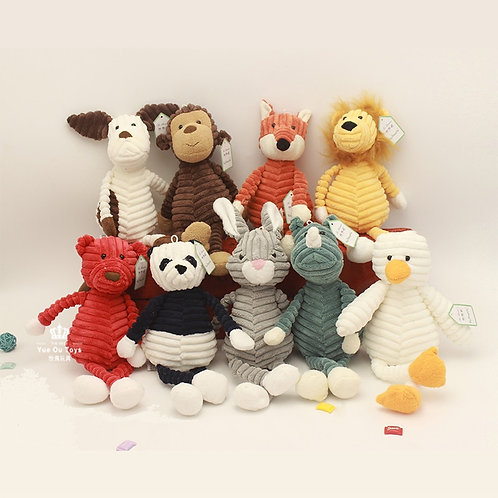 Soft Stuffed Animals