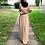 Thumbnail: Pleated Wrap Maxi Dress