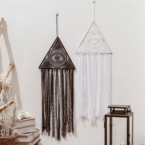 Dreamcatcher Tapestry Macrame Wall Hanging