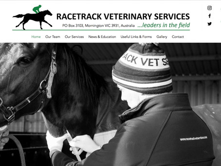 Racetrack Veterinary Services