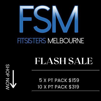 FLASH SALE 5  PT pack
