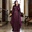 Thumbnail: Evening Dress with Scarf (Plus Sizes Available)