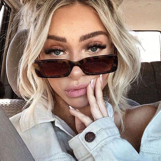 Small Rectangle Sunglasses