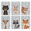 Thumbnail: Baby Animals Wall Art