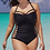 Thumbnail: Plus Size  One Piece Swimsuits