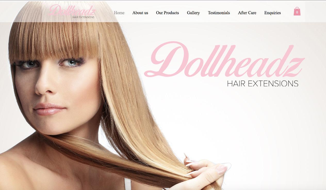Dollheadz Hair Extensions