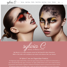 Sylvia C. Beauty & Make up Artist