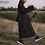 Thumbnail: Long Maxi Dress Casual Turtleneck Pullover