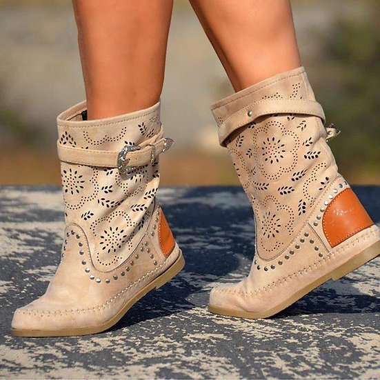 BOHO Ankle Boots