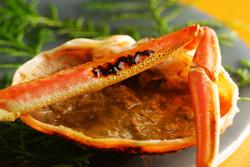 松葉蟹リゾット (2)