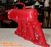 Ruby Red Inlet Manifold